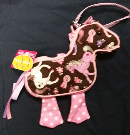 Pink Filly Sack
