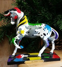 The Artist - The Trail of Painted Ponies