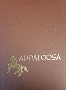 Appaloosa, the spotted horse in art and history