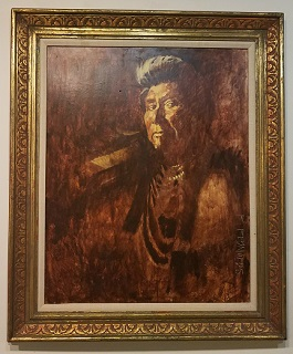 Chief Joseph Portrait by Roy Reynolds